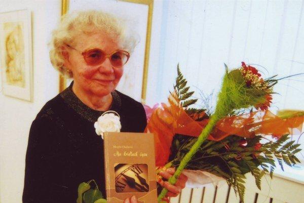 Zomrela poetka Margita Chajmová.