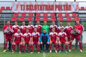 TJ Sklotatran Poltár - jeseň 2019/20.