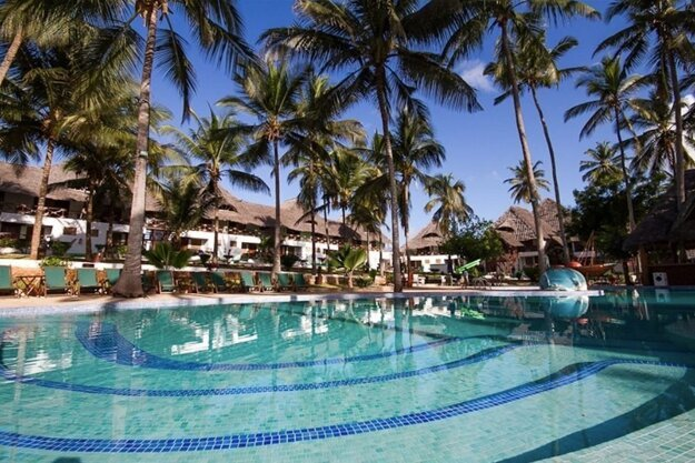 Paradise Beach Resort 3*