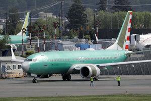 American Airlines opätovne odložila návrat problematických boeingov 737 MAX.