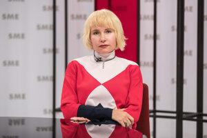 Režisérka Zuzana Piussi v relácii Rozhovory ZKH.