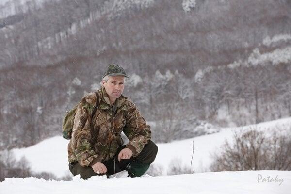 Zoológ TIBOR PATAKY z Katedry aplikovanej zoológie a manažmentu zveri Lesníckej fakulty Technickej univerzity vo Zvolene.