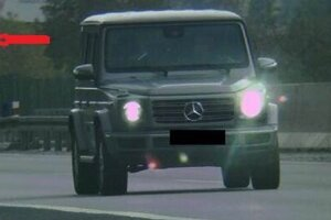 Vodičovi tohto auta namerali na diaľnici rýchlosť 181 km/hod.