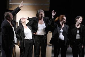 Divadlo uvedie hru Známy neznámy v piatok 18. októbra.