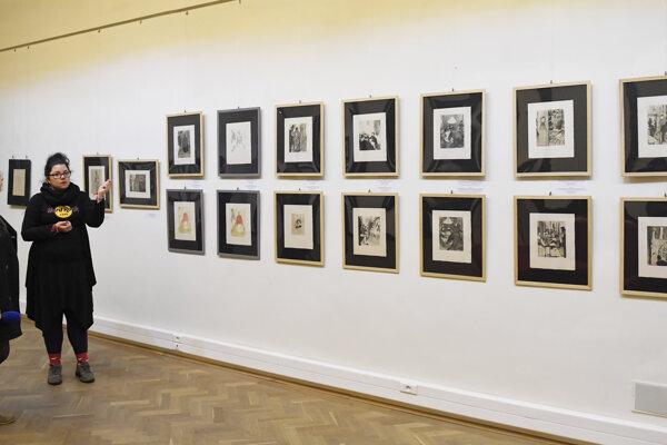 Výstava je prístupná až do februára 2020.
