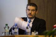Už bývalý prednosta Neurochirurgickej kliniky Univerzitnej nemocnice Bratislava na Kramároch Andrej Šteňo.