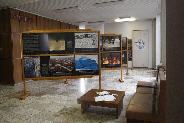Výstava potrvá do 16. apríla