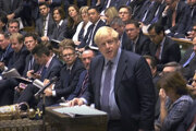 Boris Johnson zažil v parlamente ďalšiu prehru.