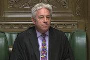 Bercow neumožnil v pondelok poslancom hlasovať o novej dohode o brexite.
