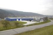 Sídlo spoločnosti v Šebešťanovej.
