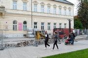 Táto rekonštrukcia bude stáť takmer 80 tisíc eur.
