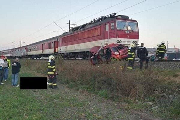Tragická nehoda pri Prešove.