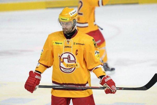 """Róbert Petrovický je """"hladný"""" po hokeji."""