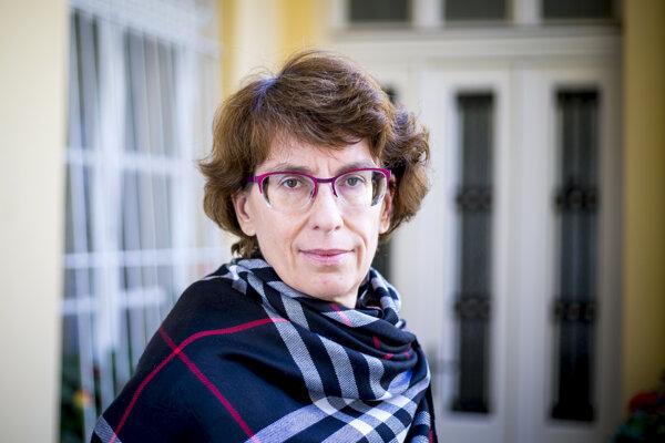 Zuzana Mistríková.