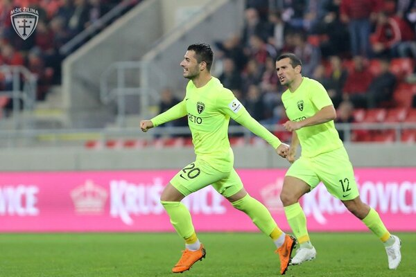 Besir Demiri po vsietenom góle utekal smerom k lavičke. Po zápase prezradil, prečo.