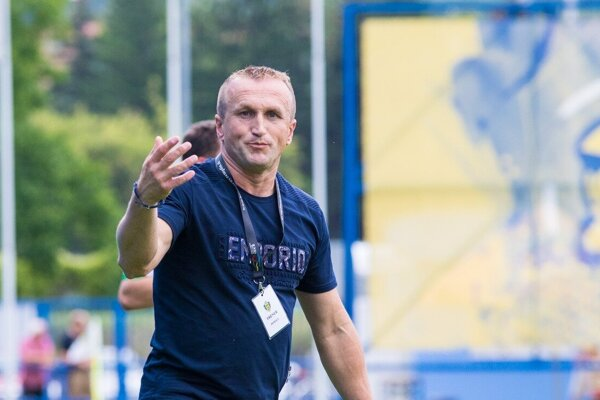 Peter Košuda vydržal na lavičke Humenného iba 15 stretnutí.