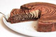 Zebra koláč