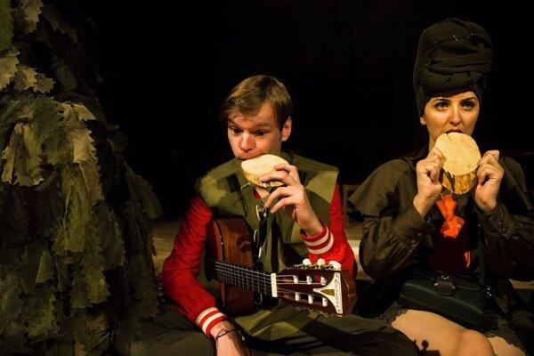 Predstavenie Cesta hrdinov uvedie Prešovské národné divadlo v nedeľu v Stromoradí.