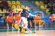 Futsalistom Levíc sa doma podarilo naplno bodovať proti papierovému favoritovi.