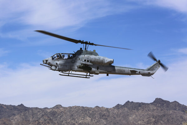 AH-1Z Viper.