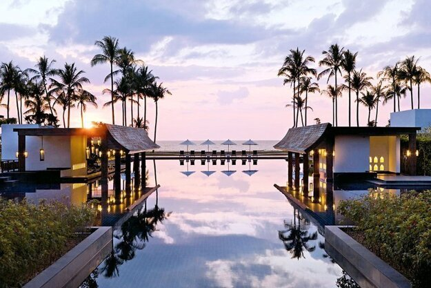 JW Marriott Khao Lak Resort & Spa 5*