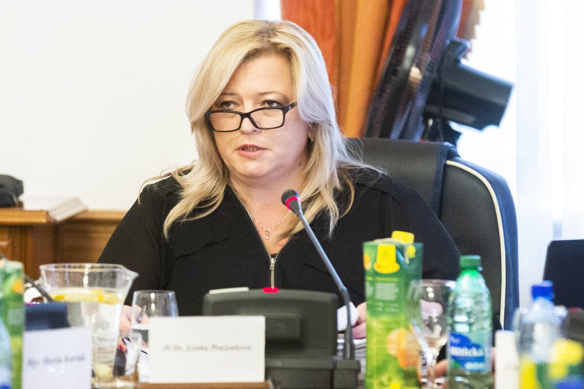 Šéfka Súdnej rady navrhla Jankovskej ďalšiu disciplinárku - SME