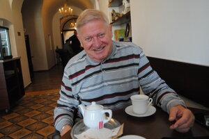 Peter Lieskovský.