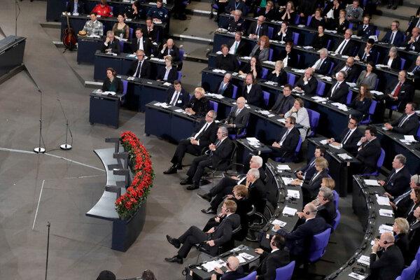Bundestag.