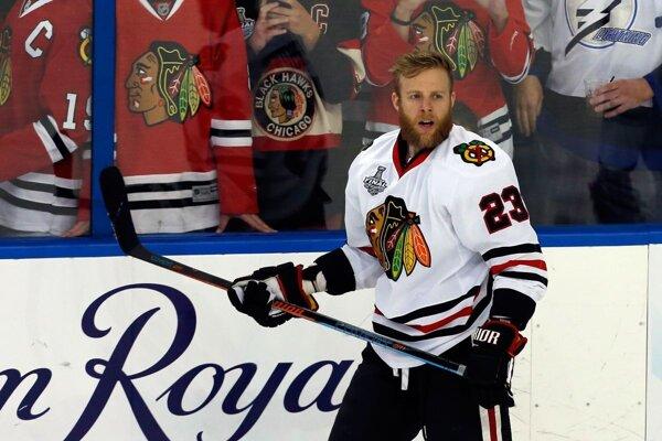 Kris Versteeg má za sebou bohaté skúsenosti z NHL a získal dva Stanley cupi.