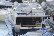 Fenechova jachta.