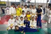 Džudo klub Junior v Galante.