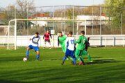 Zo zápasu Chotín - Zlatná na Ostrove 2:1.