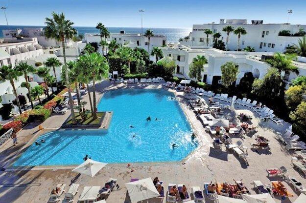 Hotel Royal Decameron Tafoukt Beach 4*, Agadir, Maroko