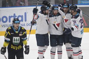 Slovan Bratislava - HC 07 WPC Koliba Detva