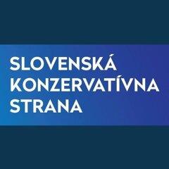 Slovenská konzervatívna strana (logo strany)