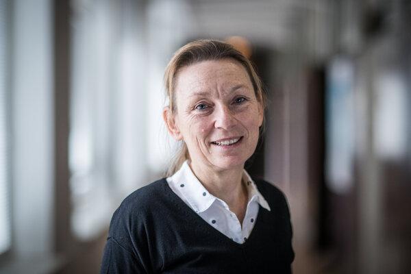 Profesorka Ursel Fantzová z nemeckého Ústavu fyziky a plazmy Inštitútu Maxa Plancka.