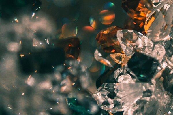 Ilustračná fotografia. Časové kryštály sú špeciálnou podobou hmoty, ktorá sa pravidelne opakuje v čase.