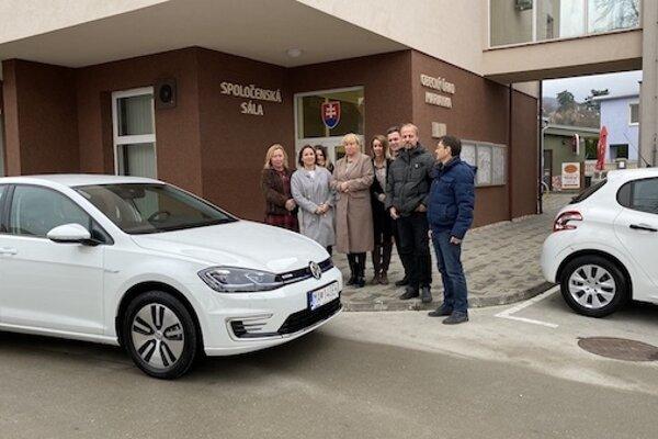 V Marianke pribudol nový elektromobil.