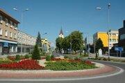 Mesto Vranov nad Topľou.