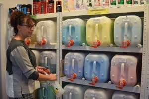 Denisa Hubačová zvolila ekologický prístup.