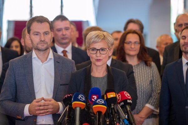 OĽaNO predstavilo kandidátku parlamentných volieb 2020.