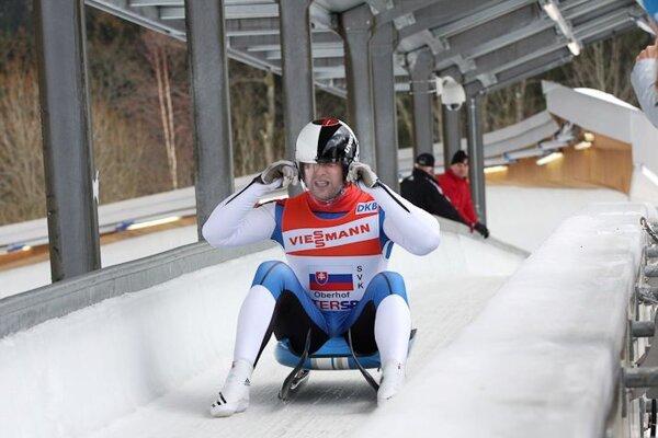 Jozef Ninis v akcii.