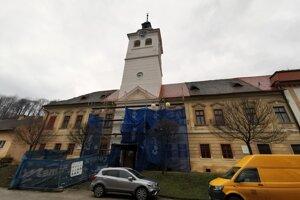 Banícke múzeum v Gelnici prechádza rekonštrukciou.
