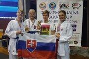 Prešovčania na súťaži v Chorvátsku.
