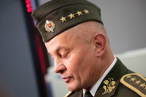 Riaditeľ Vojenského spravodajstva Ján Balciar.