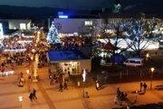 Vianočné trhy na prievidzskom námestí sa začnú 13. decembra.