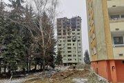 Poškodenú bytovku zrejme začnú búrať čo najskôr, keďže ohrozuje okolie.