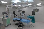 Nová operačná sála v bojnickej nemocnici.