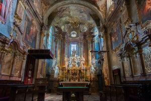 Horný kostol - Nitriansky hrad