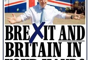 Brexit a Británia sú vo vašich rukách.